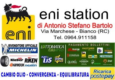 Eni Station Bartolo