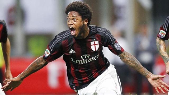 Luiz adriano infortunio Milan recupero