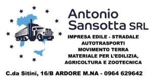 Pubblicità Antonio Sansotta