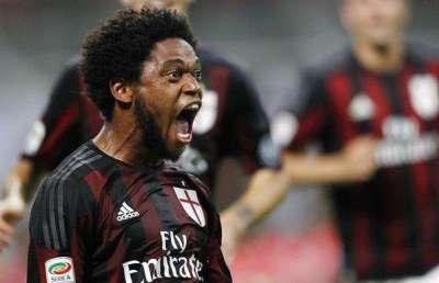 Luiz Adriano infortunio recupero