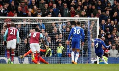 Fabregas gol Chelsea Premier League