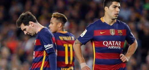 Messi - Liga - Luis Enrique