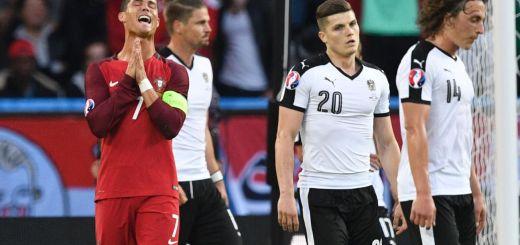 Portogallo - Austria 0-0, i voti della Gazzetta dello Sport