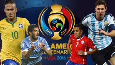 Copa America quarti di finale