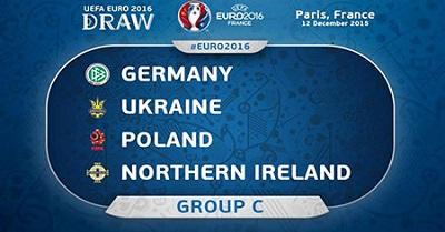 Gruppo C - Euro 16