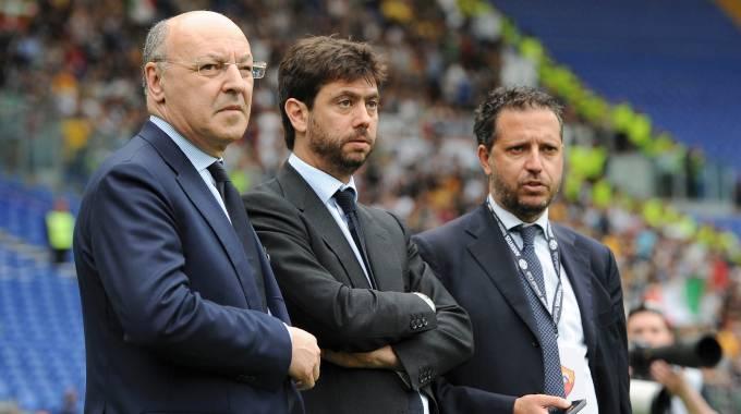 ricostruzione Juventus