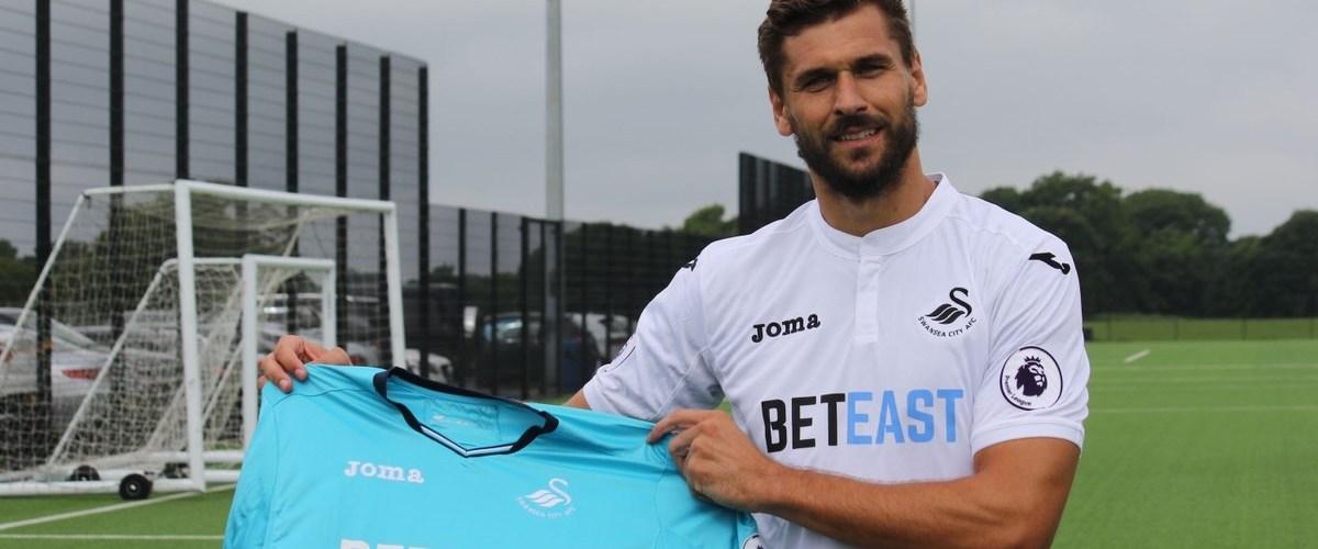 Calciomercato estero, lo Swansea presenta Llorente