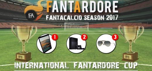 Coppa Fantardore finale