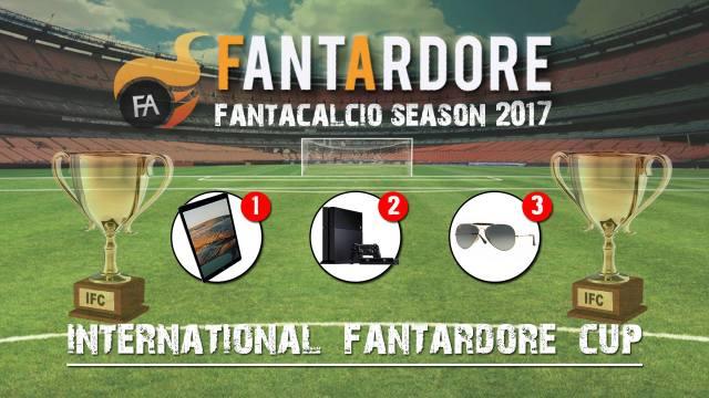 Coppa Fantardore ottavi finale