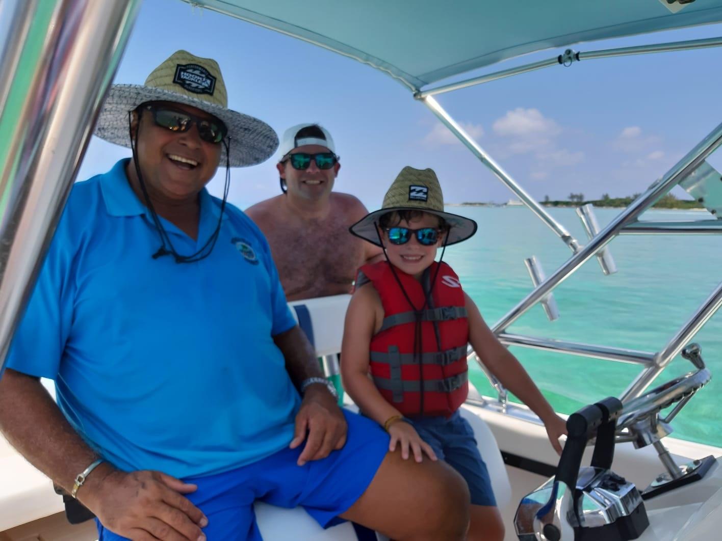 Fanta Sea Island Charters