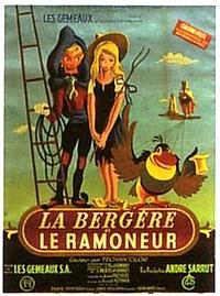 La Bergère Et Les Ramoneurs X : bergère, ramoneurs, Document, Titre
