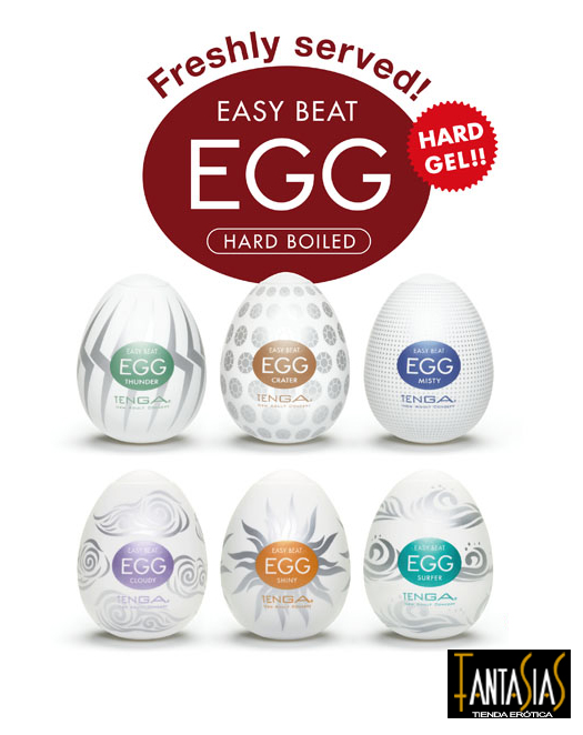 huevos Tenga