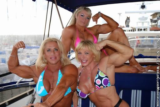 Trio di muscoli