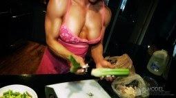 Mi piace cucinare