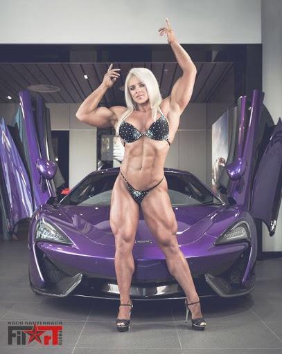 Macchine muscolose…