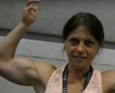 Video: Strong Girl vs Wimpy Man in Armwrestling