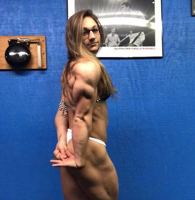 Braccione Muscoloso