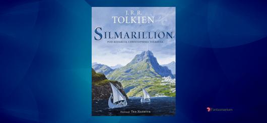 """Silmarillion"" J.R.R. Tolkien"