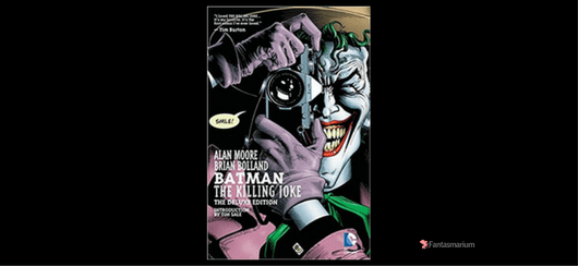 """Batman. The Killing Joke"" - recenzja"