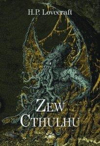 """""""Zew Cthulhu"""" H.P. Lovecraft - weird fiction"""