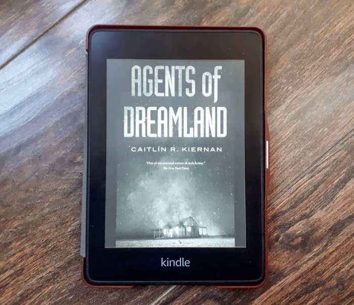 """Agents of Dreamland"" Caitlin R. Kiernan - recenzja"