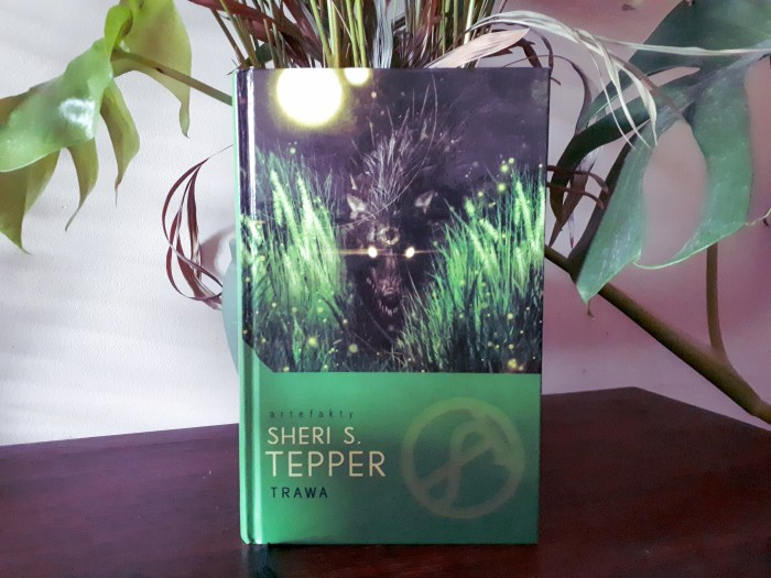 "Sheri S. Tepper ""Trawa"" - klasyka sci-fi"