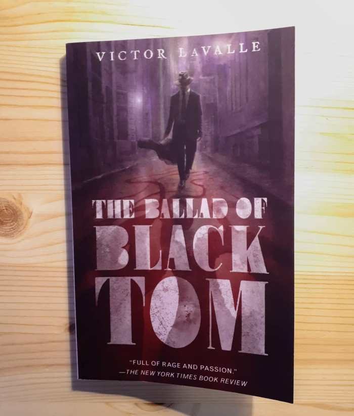 """The Ballad of Black Tom"" Victor LaValle - recenzja Fantasmarium"