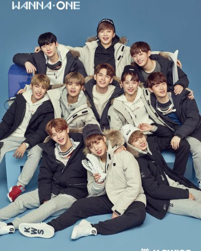Wanna One - Most Popular Kpop Boy Groups in 2018