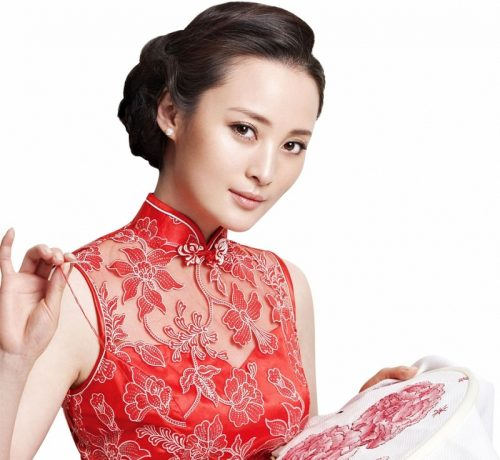 Jiang Qinqin-beautiful Chinese Actresses
