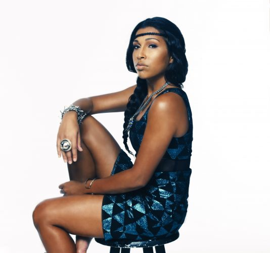 Melanie Fiona - hottest black celebrity women