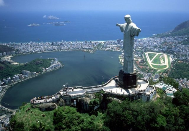 Christ The Redeemer, Brazil - top historical sites