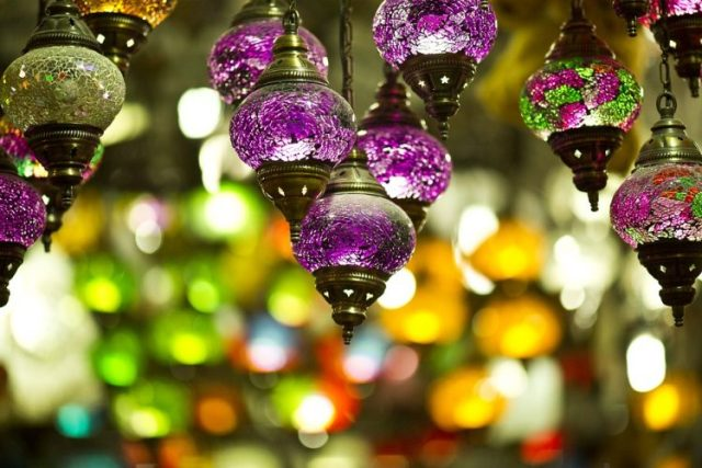 Hand-made lamps - make your home shine brighter