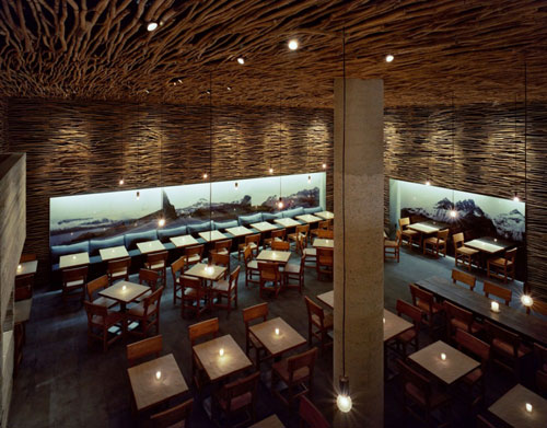 Pio Pio Restaurant - Beautiful Restaurants Coffee Shops Interior Design