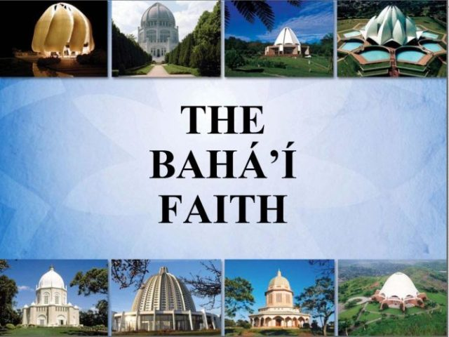 Baha'ism - largest religions