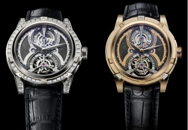 """Louis Moinet """"Meteoris"""" - most expensive watches"""