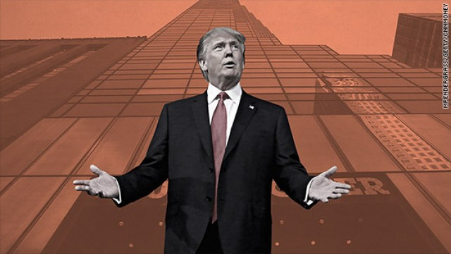 Donald Trump Has Filed for Bankruptcy Four Times