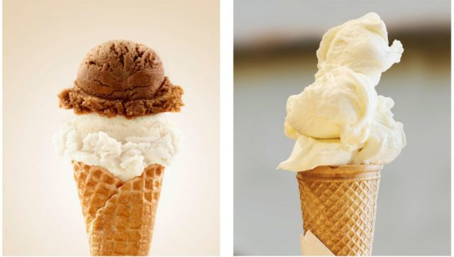 ice cream and goloto-Difference Between Gelato And Ice Cream