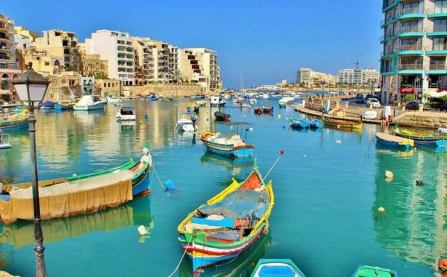 Malta - smallest countries in Europe