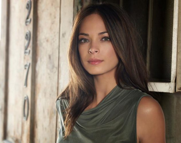 Kristin Kreuk - Female Celebrities with the Most Beautiful Eyes