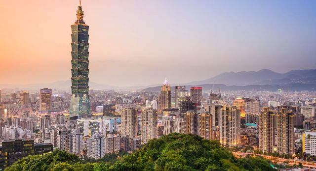 Taipei - most expensive cities in Asia