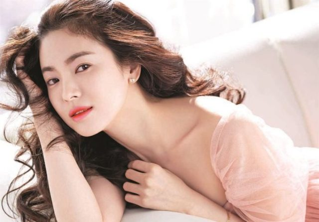 Song Hye Kyo - Hottest Korean Girls to Follow on Instagram