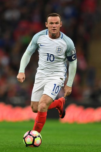 Biography and Wiki - Wayne Rooney Net Worth
