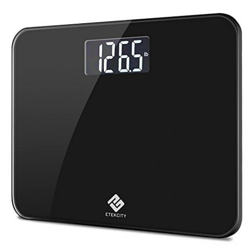 Etekcity Digital Body weight Bathroom Scale - Digital Bathroom Scale