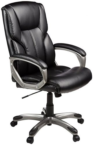 AmazonBasics High-Back Executive Chair - Best Office Chairs