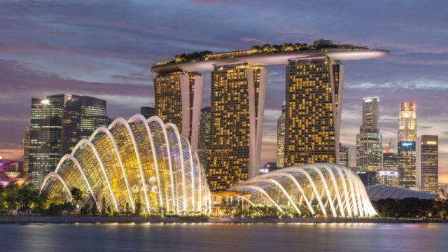 Singapore - Expensive Cities