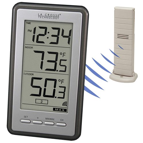 La Crosse Technology WS-9160U-IT-INT - Best Outdoor Thermometers