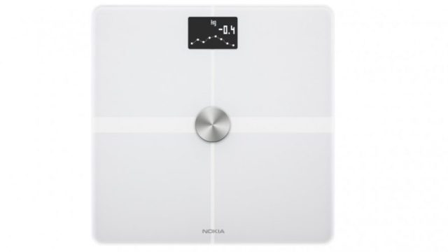 Nokia Body + - Body Composition Wi-Fi Scale - Best Smart Scales