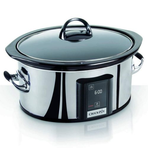 Crock-Pot 6.5-Quart SCVT650-PS - Slow Cookers