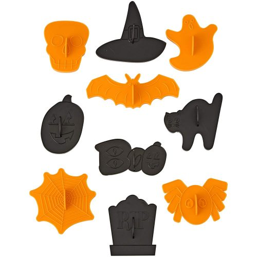 Wilton Halloween Shapes Cookie Cutters