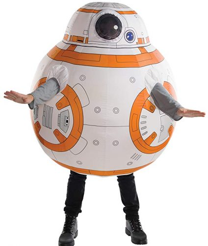 BB-8 Inflatable Costume - Halloween Inflatable Costumes